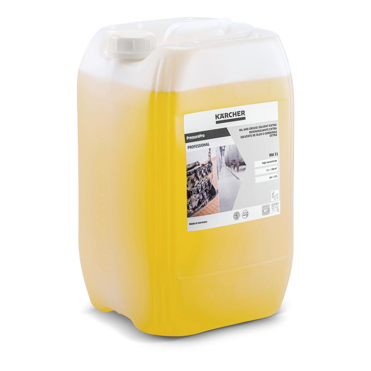 Olaj- és zsíroldó koncentrátum RM 31 ASF, EXTRA, 20L